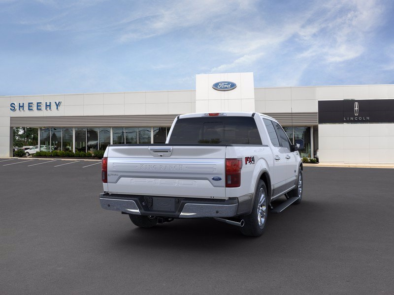 2020 Ford F-150 SuperCrew Cab 4x4, Pickup #CFC54739 - photo 2