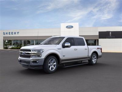 2020 Ford F-150 SuperCrew Cab 4x4, Pickup #CFC54739 - photo 3