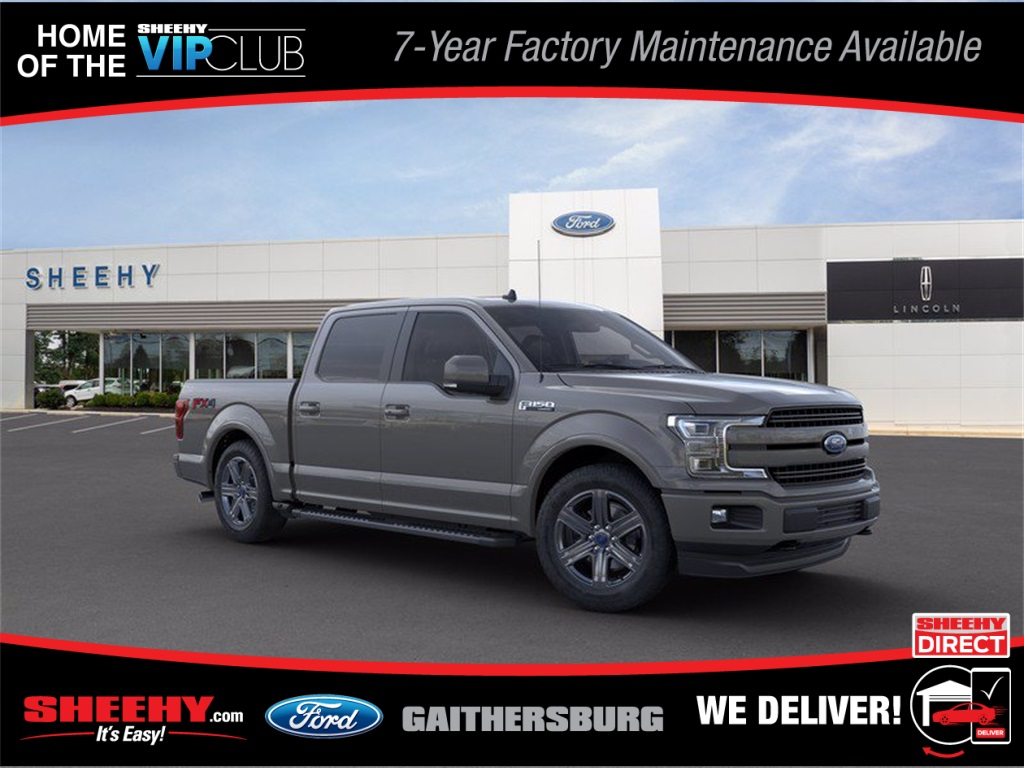 2020 Ford F-150 SuperCrew Cab 4x4, Pickup #CFC54741 - photo 1