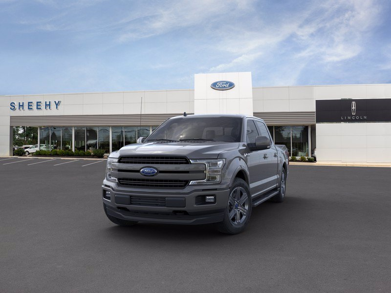 2020 Ford F-150 SuperCrew Cab 4x4, Pickup #CFC54741 - photo 4