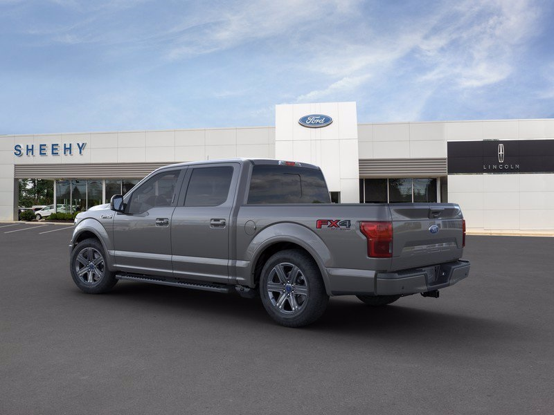 2020 Ford F-150 SuperCrew Cab 4x4, Pickup #CFC54741 - photo 6