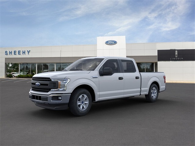 2019 F-150 SuperCrew Cab 4x2, Pickup #CFC60992 - photo 4