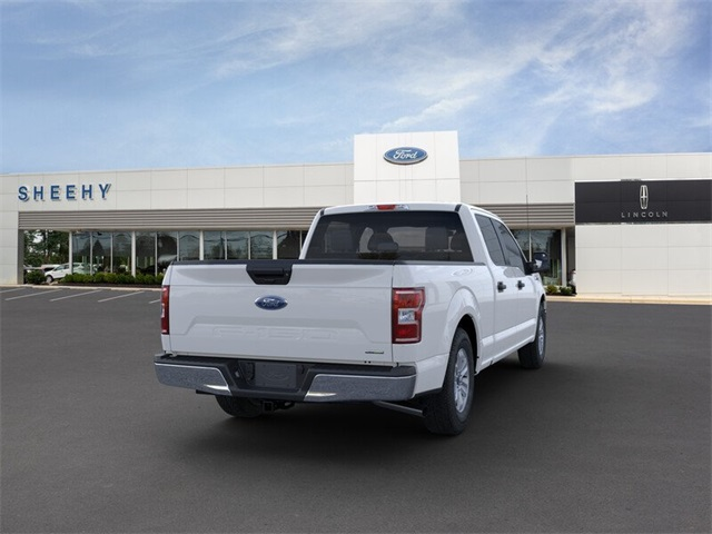 2019 F-150 SuperCrew Cab 4x2, Pickup #CFC60992 - photo 8