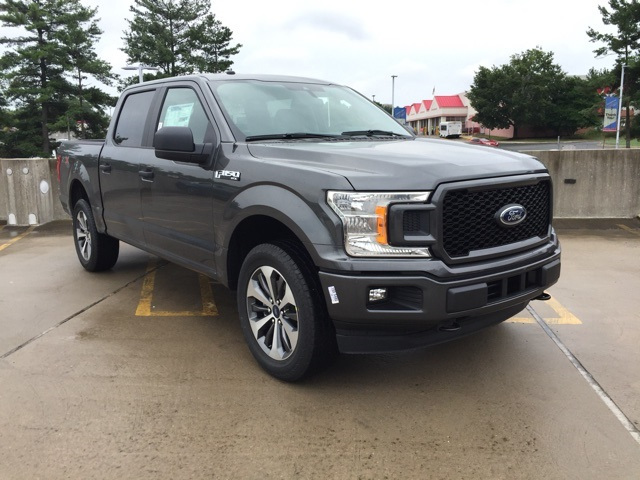2019 F-150 SuperCrew Cab 4x4,  Pickup #CFC60996 - photo 1