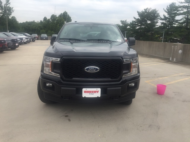 2019 F-150 SuperCrew Cab 4x4, Pickup #CFC60997 - photo 3