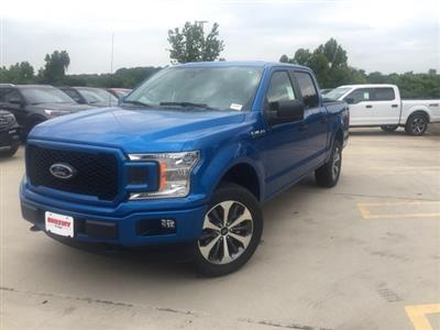 2019 F-150 SuperCrew Cab 4x4,  Pickup #CFC60998 - photo 4