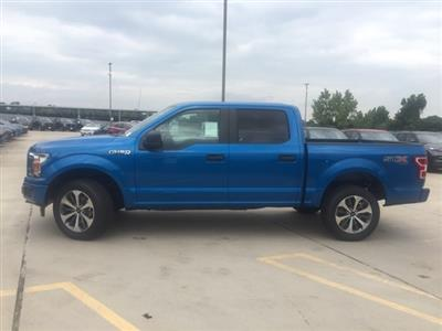 2019 F-150 SuperCrew Cab 4x4,  Pickup #CFC60998 - photo 5