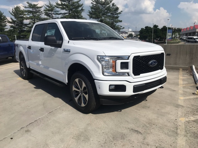 2019 F-150 SuperCrew Cab 4x4,  Pickup #CFC60999 - photo 4