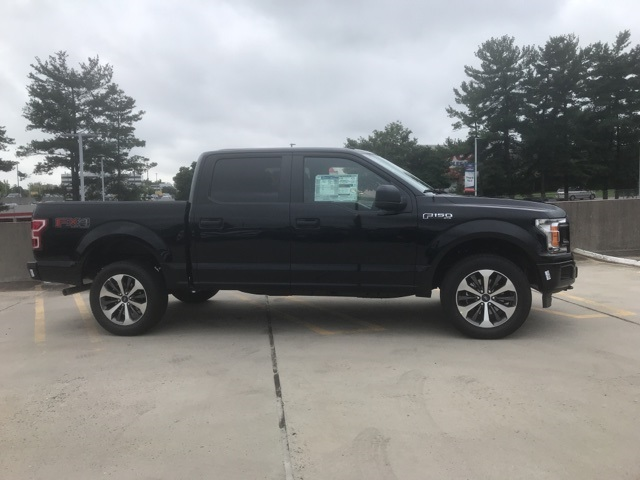 2019 F-150 SuperCrew Cab 4x4, Pickup #CFC61000 - photo 4
