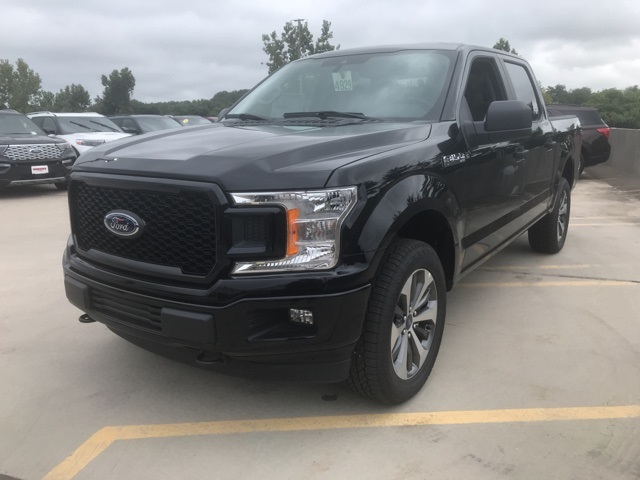 2019 F-150 SuperCrew Cab 4x4, Pickup #CFC61000 - photo 1