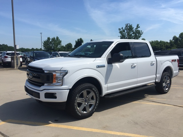 2019 F-150 SuperCrew Cab 4x4,  Pickup #CFC61002 - photo 5