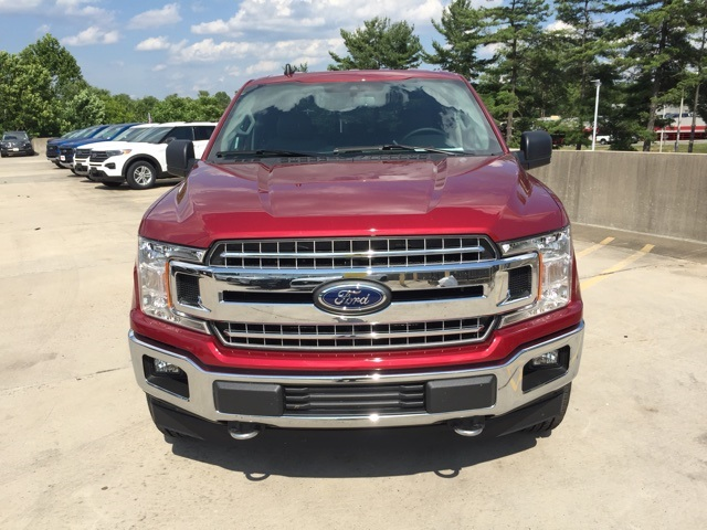 2019 F-150 SuperCrew Cab 4x4,  Pickup #CFC61003 - photo 4