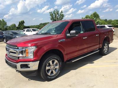 2019 F-150 SuperCrew Cab 4x4, Pickup #CFC61003 - photo 5