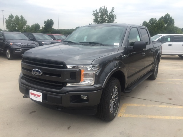 2019 F-150 SuperCrew Cab 4x4,  Pickup #CFC61007 - photo 4