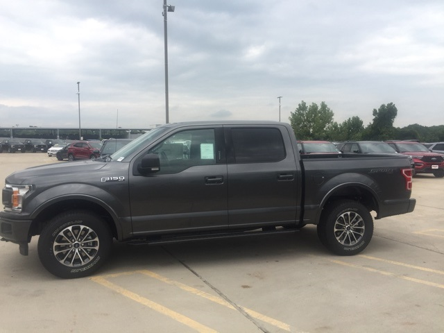 2019 F-150 SuperCrew Cab 4x4,  Pickup #CFC61007 - photo 5