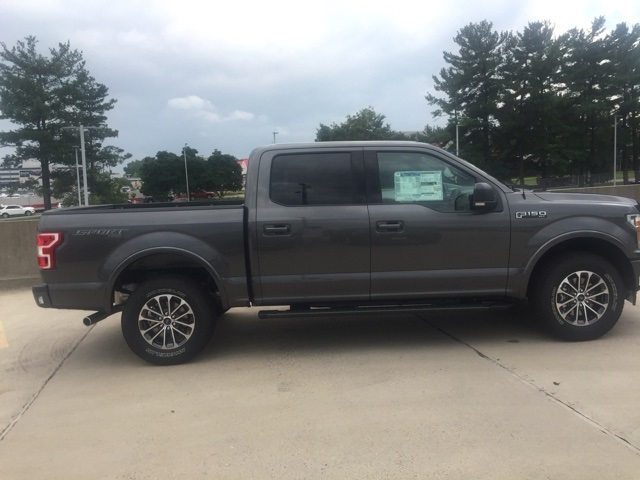 2019 F-150 SuperCrew Cab 4x4,  Pickup #CFC61007 - photo 6