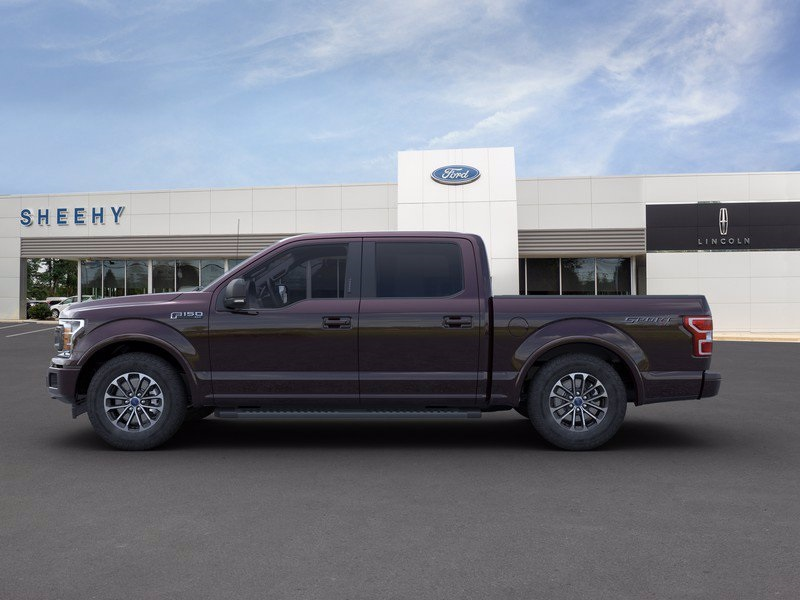 2020 Ford F-150 SuperCrew Cab 4x4, Pickup #CFC71581 - photo 5