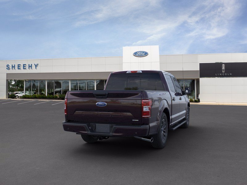 2020 Ford F-150 SuperCrew Cab 4x4, Pickup #CFC71581 - photo 2