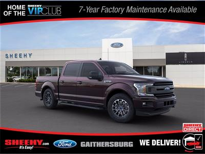 2020 Ford F-150 SuperCrew Cab 4x4, Pickup #CFC71581 - photo 1