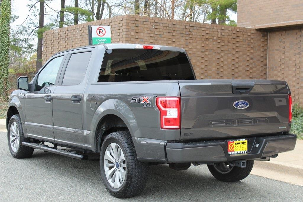2018 Ford F-150 SuperCrew Cab 4x4, Pickup #CKF4500A - photo 2