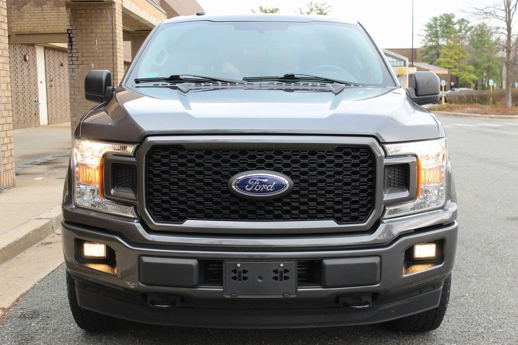 2018 Ford F-150 SuperCrew Cab 4x4, Pickup #CKF4500A - photo 8
