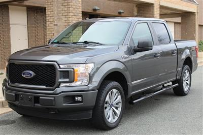 2018 Ford F-150 SuperCrew Cab 4x4, Pickup #CKF4500A - photo 5