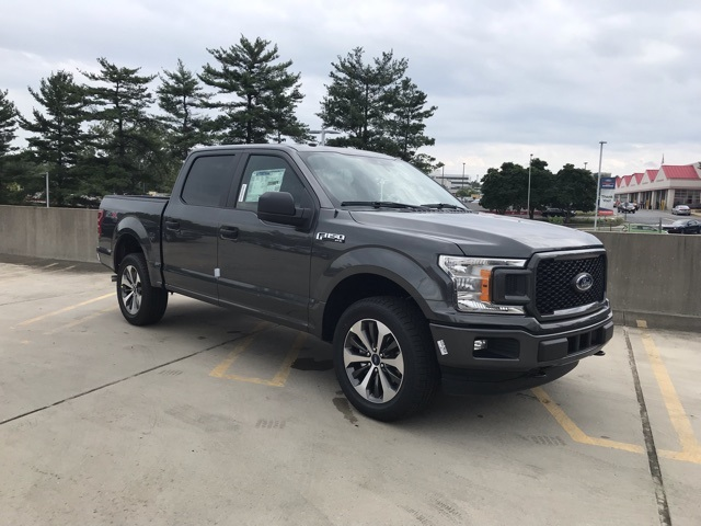 2019 F-150 SuperCrew Cab 4x4,  Pickup #CFC79431 - photo 1