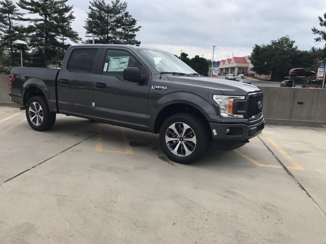 2019 F-150 SuperCrew Cab 4x4,  Pickup #CFC79431 - photo 4
