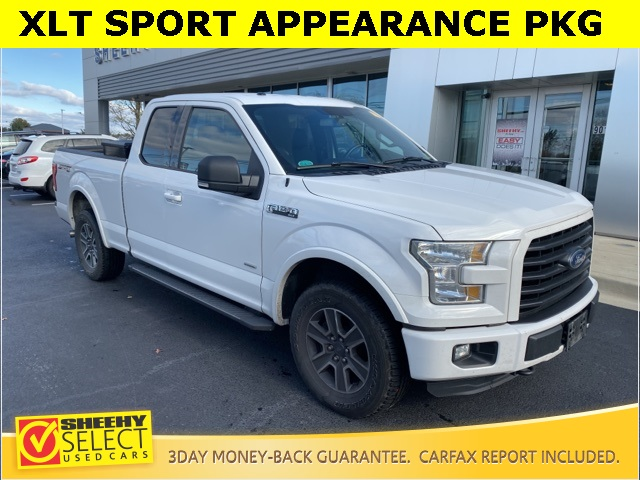2015 F-150 Super Cab 4x4,  Pickup #CFC7943E - photo 1