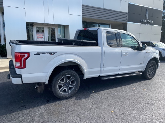 2015 F-150 Super Cab 4x4,  Pickup #CFC7943E - photo 2
