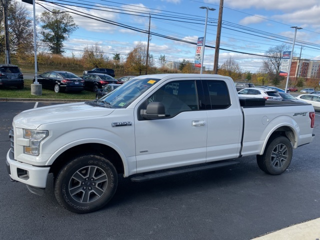 2015 F-150 Super Cab 4x4,  Pickup #CFC7943E - photo 4