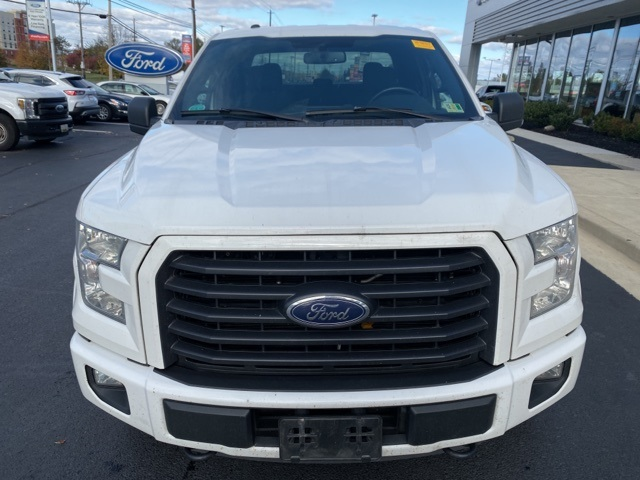 2015 F-150 Super Cab 4x4,  Pickup #CFC7943E - photo 5