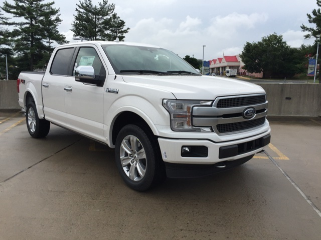 2019 F-150 SuperCrew Cab 4x4,  Pickup #CFC79442 - photo 1