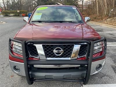 2015 Frontier Crew Cab 4x4, Pickup #CFC9449A - photo 9