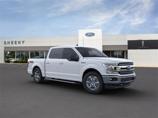 2019 F-150 SuperCrew Cab 4x4, Pickup #CFD10470 - photo 7