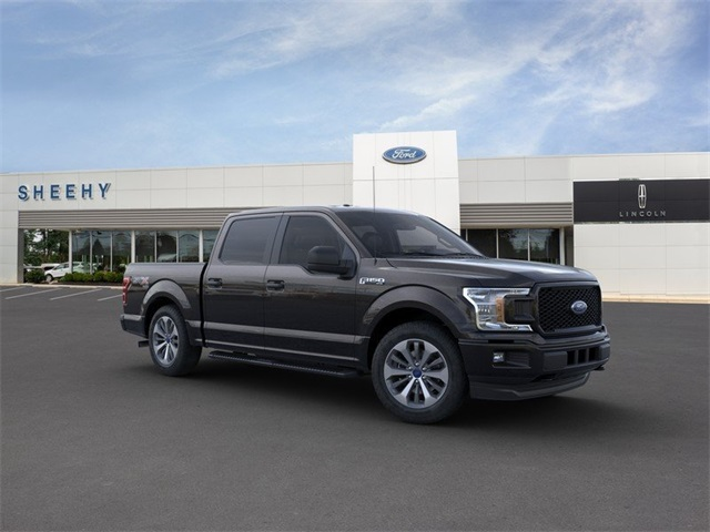 2019 F-150 SuperCrew Cab 4x4, Pickup #CFD10476 - photo 3