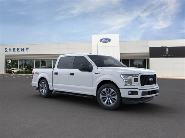 2019 F-150 SuperCrew Cab 4x4, Pickup #CFD10477 - photo 3