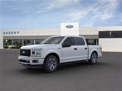 2019 F-150 SuperCrew Cab 4x4, Pickup #CFD10477 - photo 4