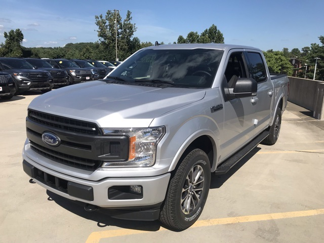 2019 F-150 SuperCrew Cab 4x4,  Pickup #CFD10478 - photo 1