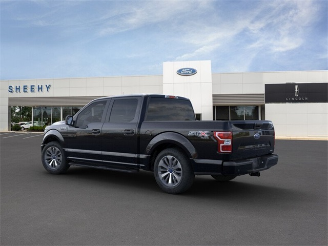2019 F-150 SuperCrew Cab 4x4, Pickup #CFD28488 - photo 2
