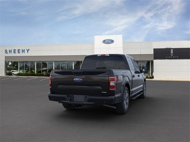 2019 F-150 SuperCrew Cab 4x4, Pickup #CFD28488 - photo 8