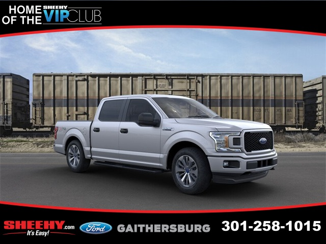 2019 F-150 SuperCrew Cab 4x4,  Pickup #CFD28489 - photo 1