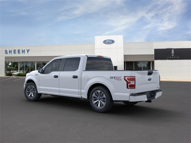 2019 F-150 SuperCrew Cab 4x4, Pickup #CFD42571 - photo 5