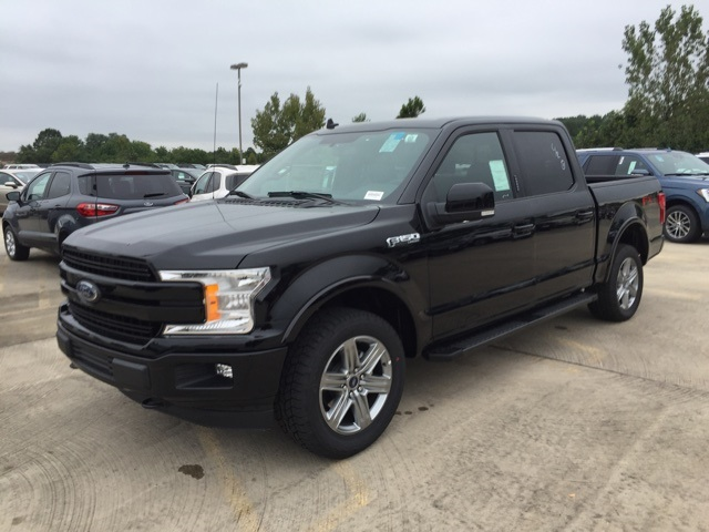 2018 F-150 SuperCrew Cab 4x4,  Pickup #CFE14372 - photo 1