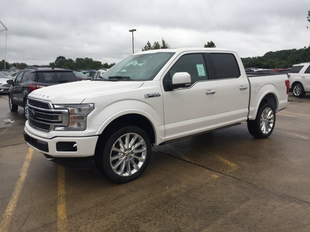 2018 F-150 SuperCrew Cab 4x4,  Pickup #CFE39719 - photo 1