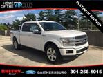 2018 F-150 SuperCrew Cab 4x4,  Pickup #CFE39725 - photo 3
