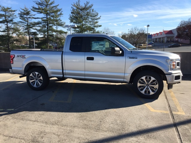 2018 F-150 Super Cab 4x4,  Pickup #CFE39738 - photo 3
