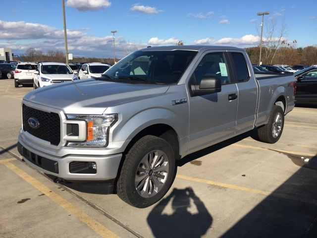 2018 F-150 Super Cab 4x4,  Pickup #CFE39738 - photo 1