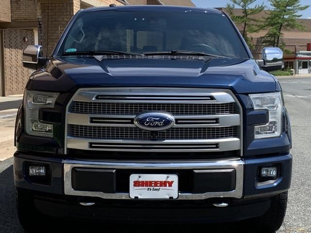 2016 Ford F-150 SuperCrew Cab 4x4, Pickup #CJB0613A - photo 10