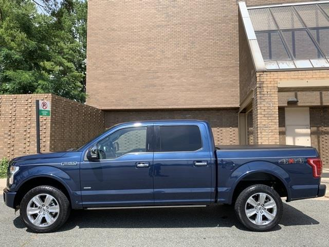 2016 Ford F-150 SuperCrew Cab 4x4, Pickup #CJB0613A - photo 8